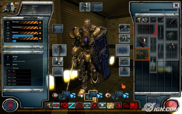 Hellgate Items