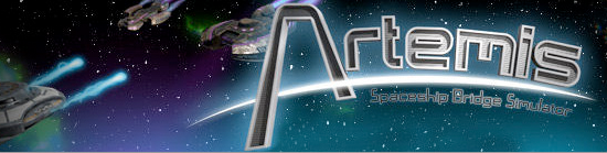 Artemis Game Logo