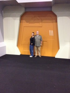 TK and Sy at DSTL 2012