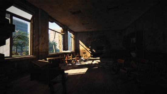 Survarium school room image