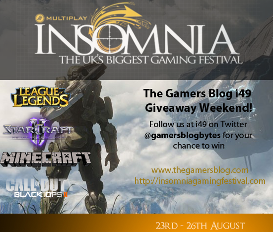 TGB i49 weekend giveaway graphic