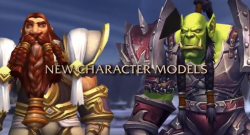 new character models