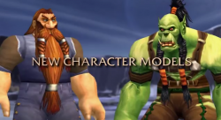 old character models
