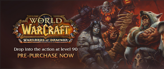 Warlords of Draenor graphic from battle.net