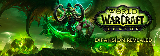 WoW Legion Image from Blizzard Website